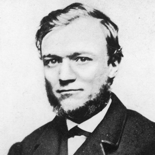 A young Andrew Carnegie