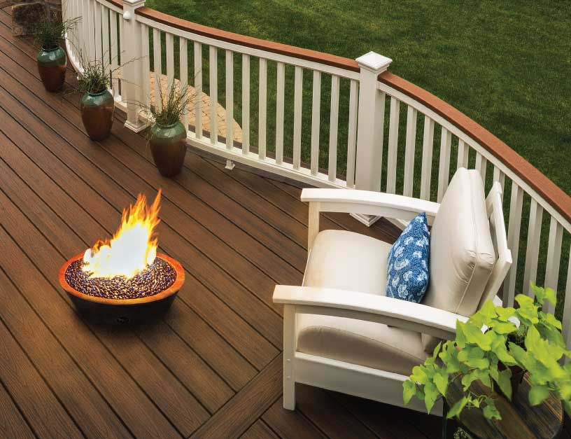 Trex Outdoor Fire & Water