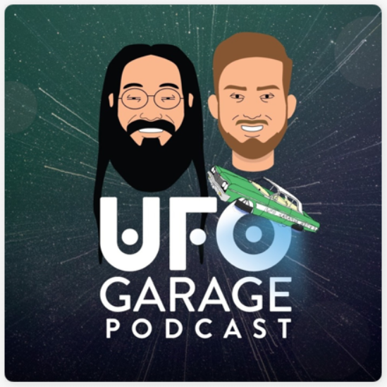 UFO Garage Podcast