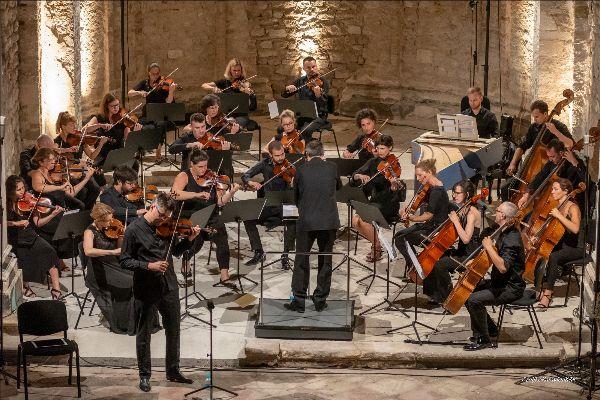 Zadarski komorni orkestar, Roman Simović, Ivan Repušić