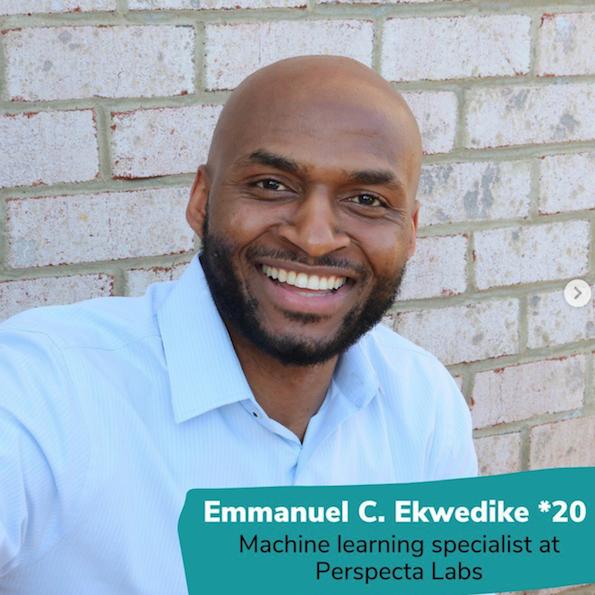 Emmanuel C. Ekwedike *20