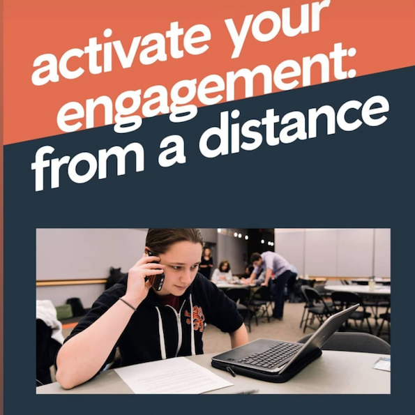 Activate your engagement: from a distance