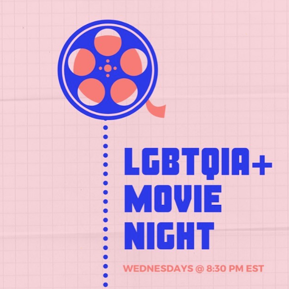 LGBTQIA+ Movie Night