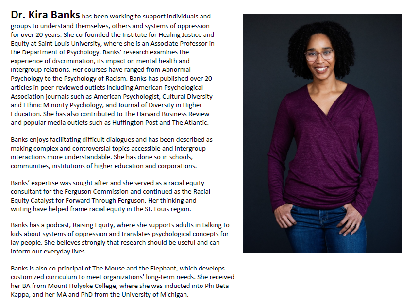 Photo and Bio of Kira Banks