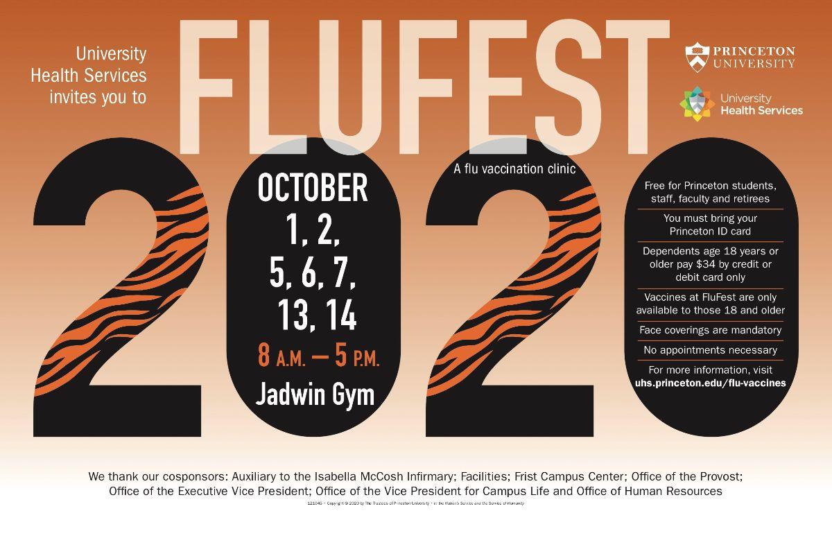 Flu Fest Graphic
