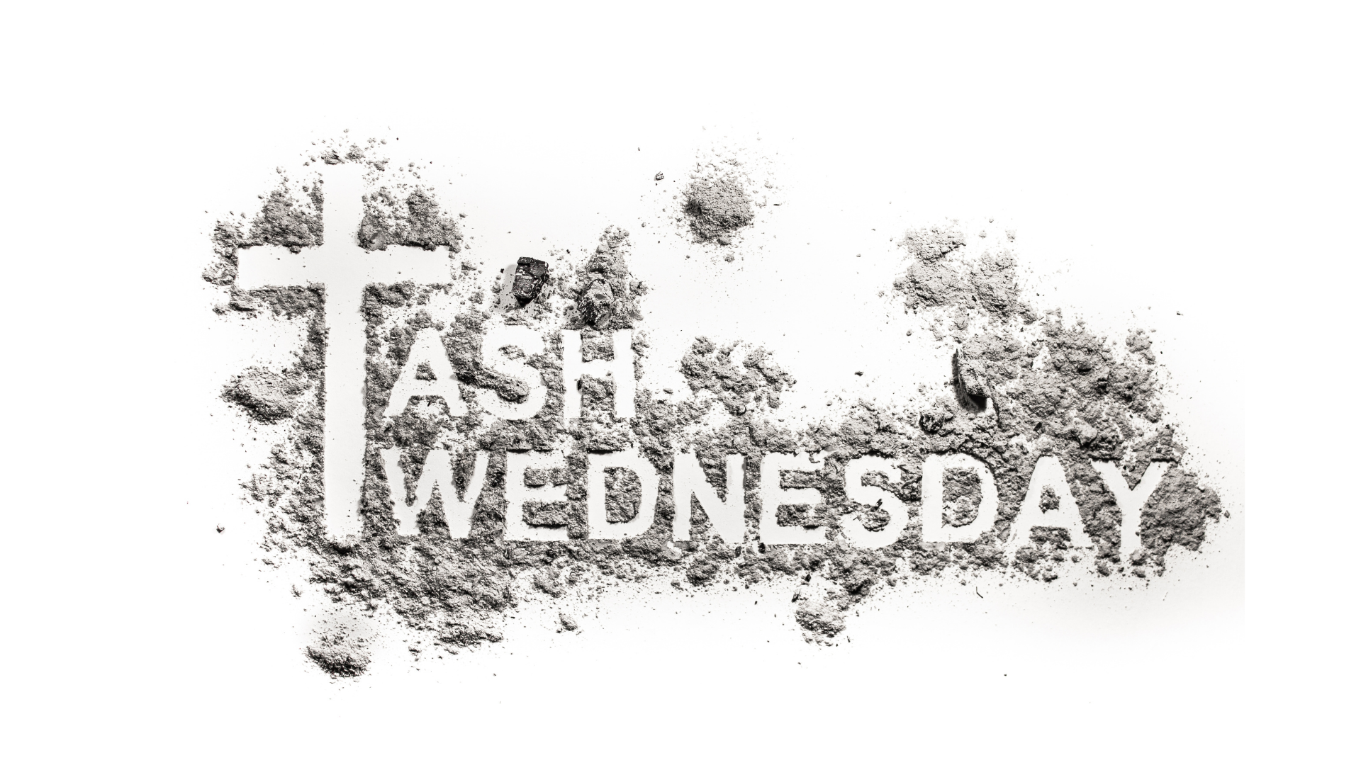 Ash Wednesday logo
