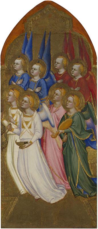 Seraphim by Jacopo di Ciccione