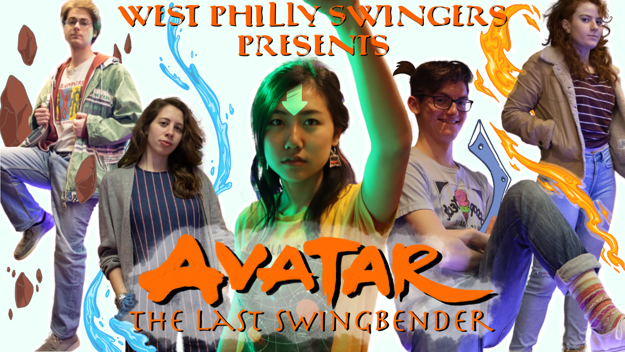 West Philly Swingers Fall 2020 Show Graphic