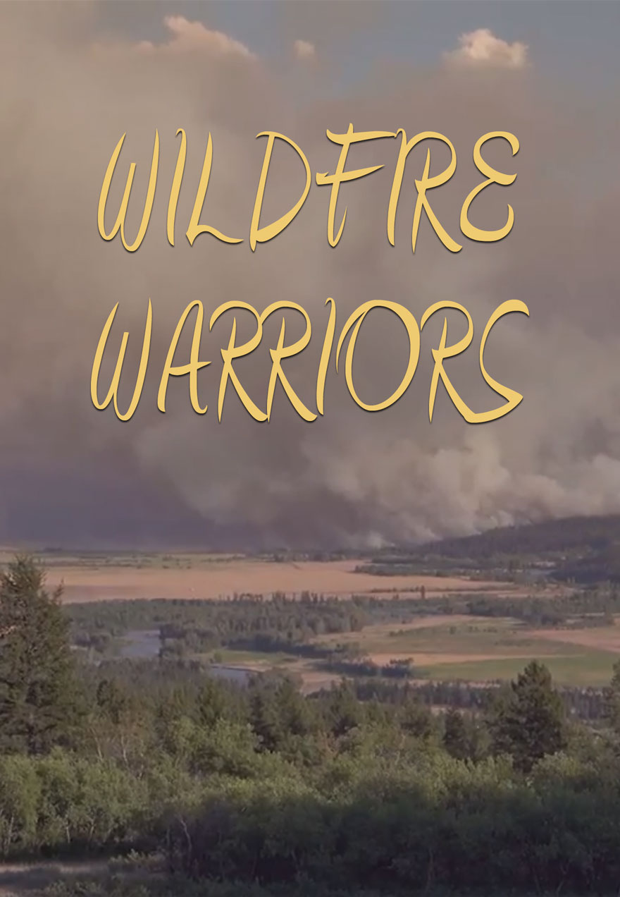 Wildfire Warriors Film Cover Image
