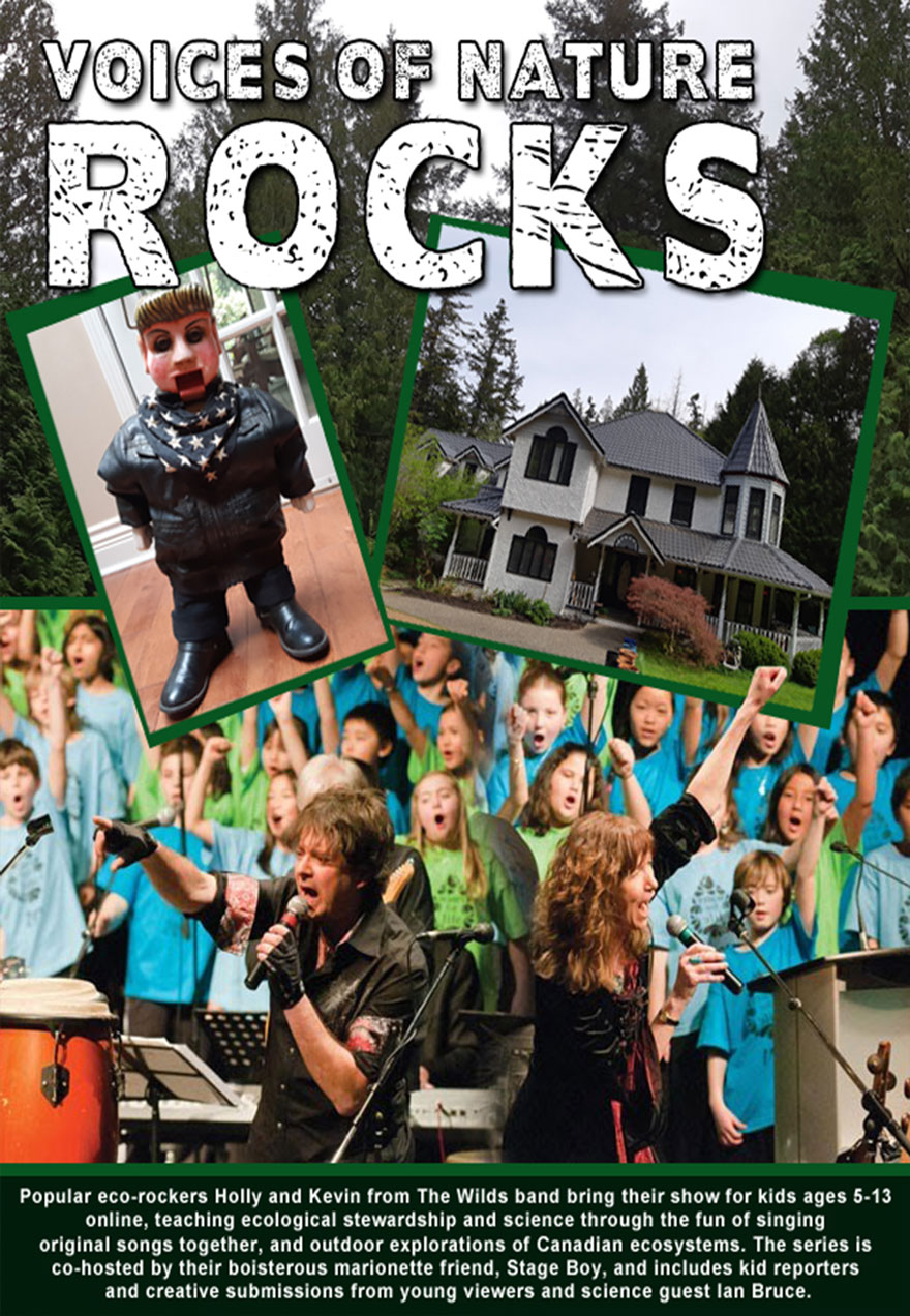Voices of Nature Rocks Film Cover Image