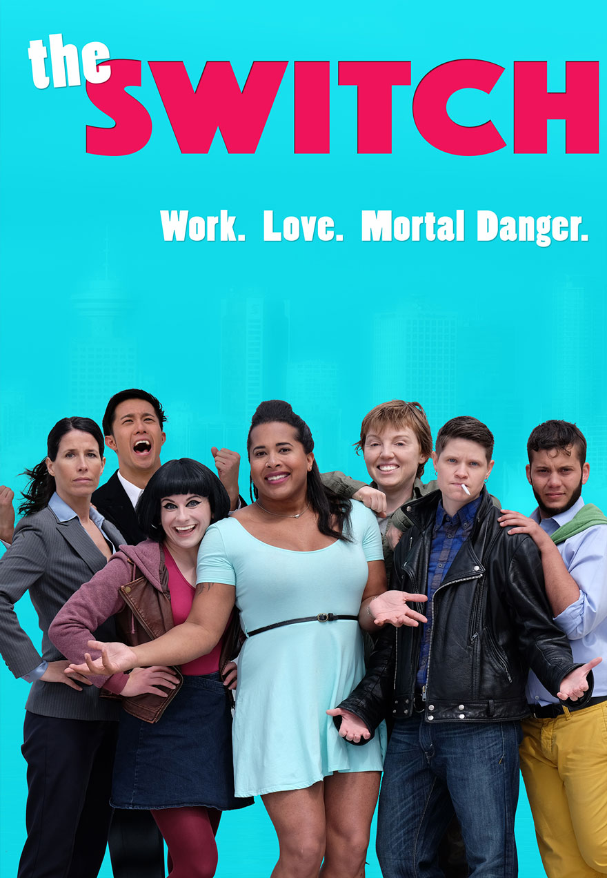 The Switch Series Poster