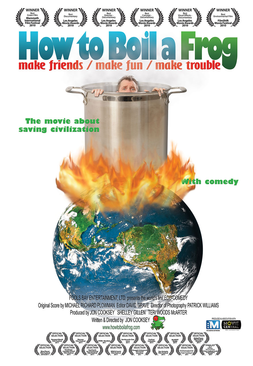 How to Boil a Frog film poster image