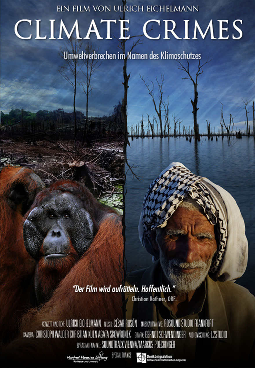 Climate Crimes Film Cover Image