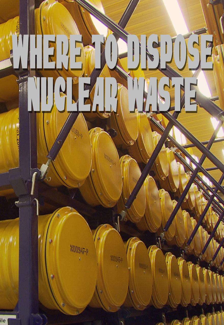 Where to Dispose Nuclear Waste Film Poster