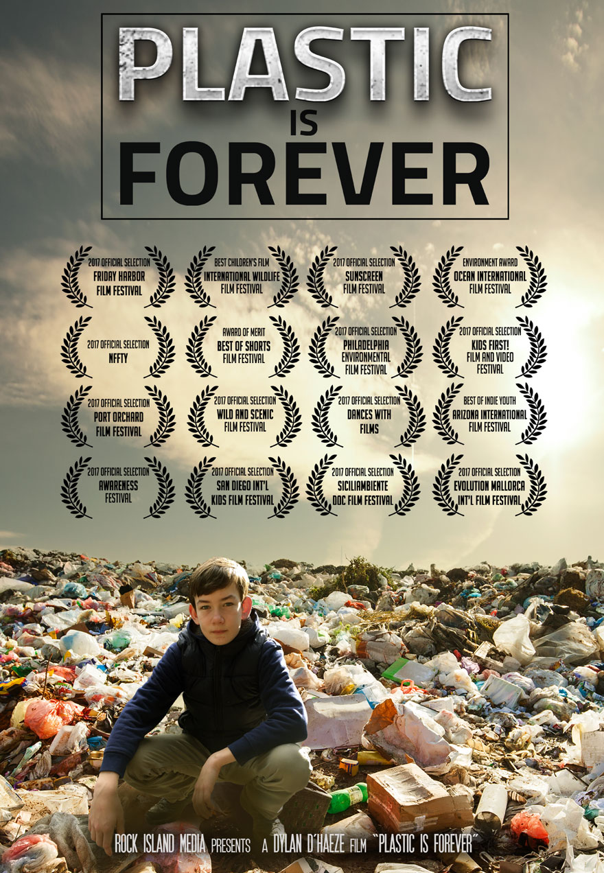 Plastic is Forever film poster image
