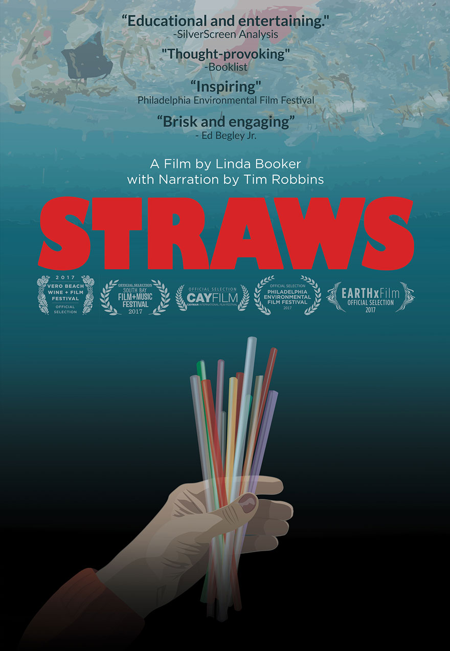 Straws film cover image