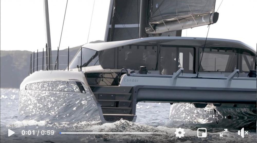 Gunboat 68 Videos