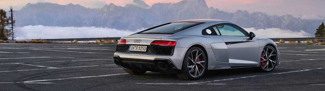 Audi is Permanently Bringing RWD Back to the R8