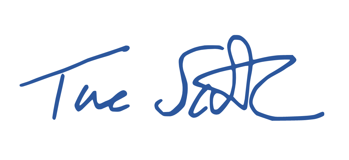 Senator Tina Smith's Signature