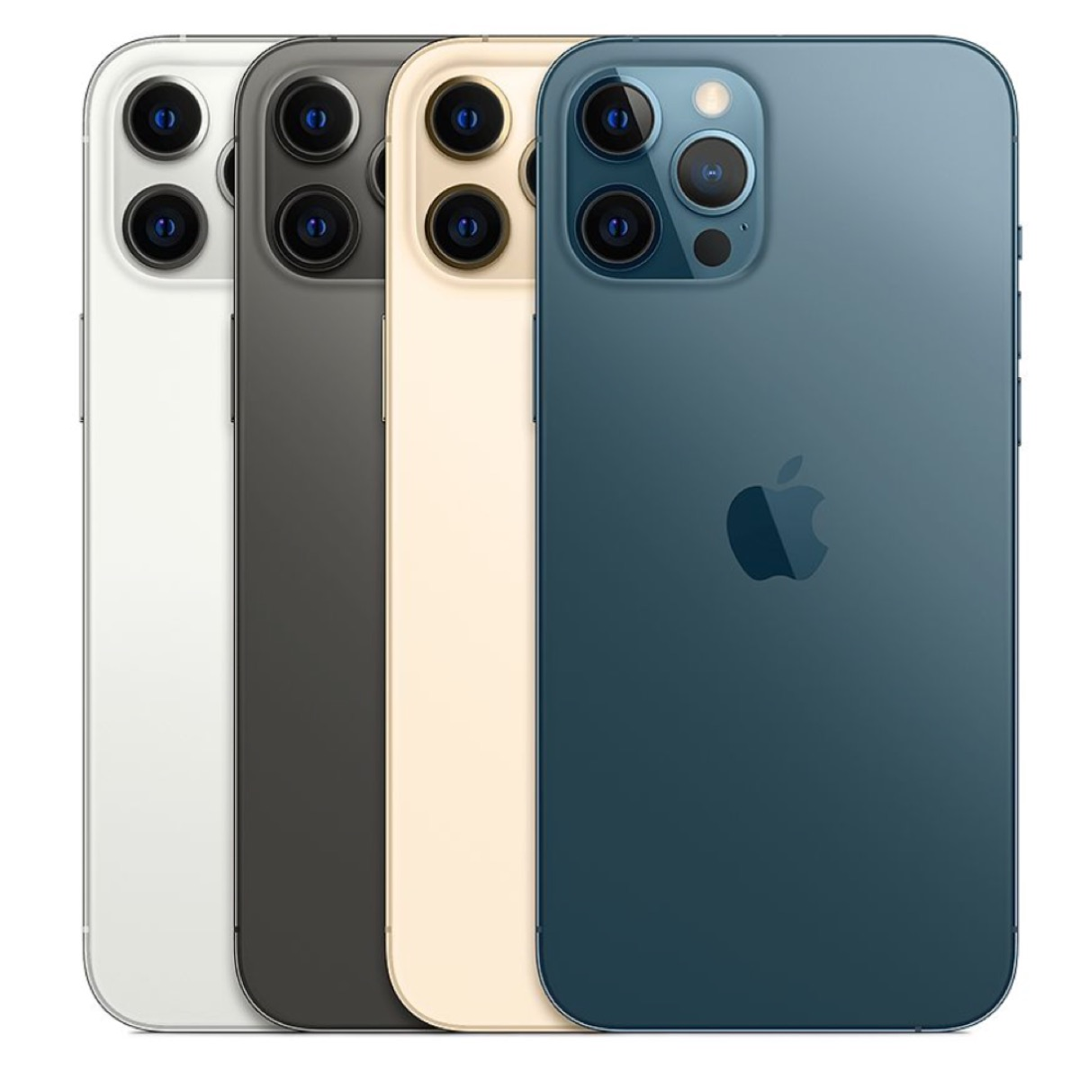 iPhone 12 Pro Max in difference colors
