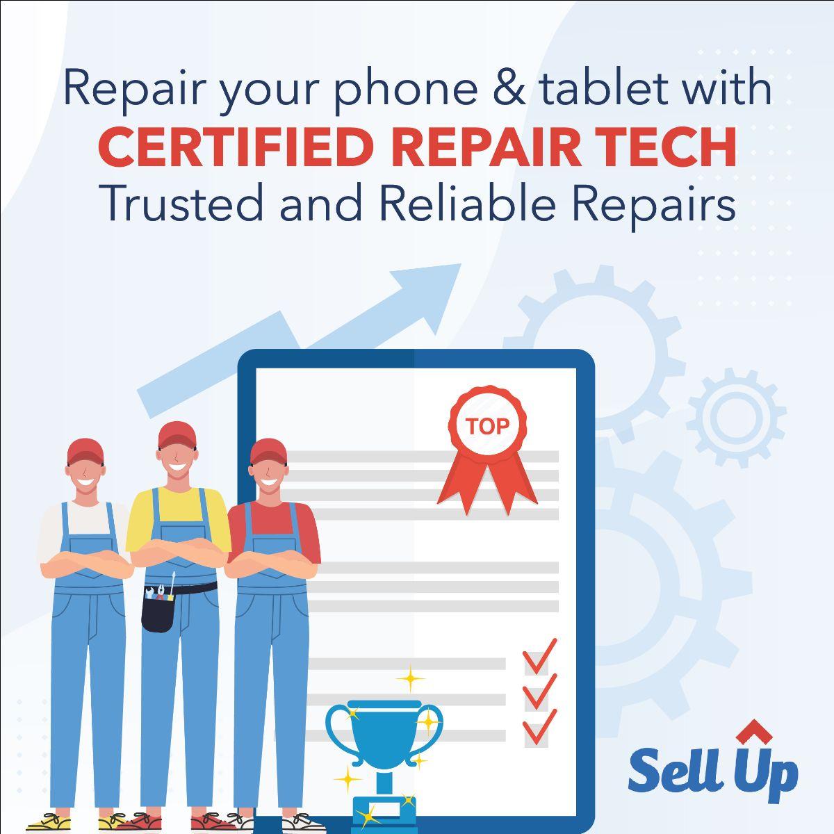 Find Certified Repair Tech In Singapore