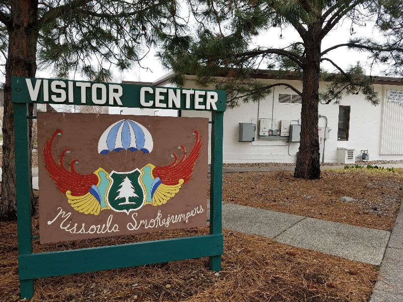 Missoula's Smokejumper Center