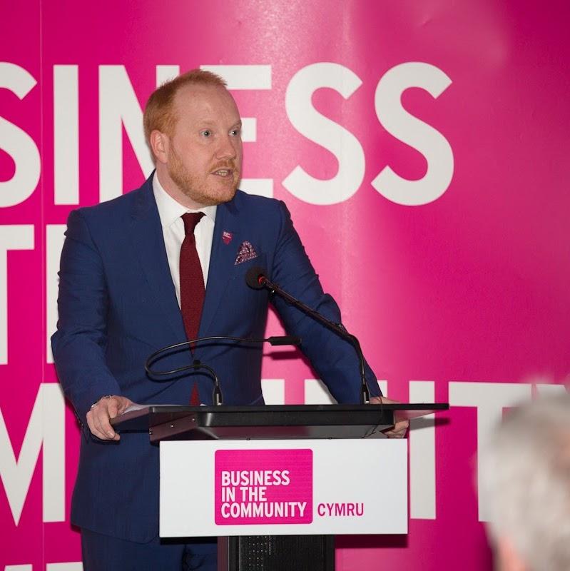 Matt Appleby PR consultant speaking at BITC responsible business event