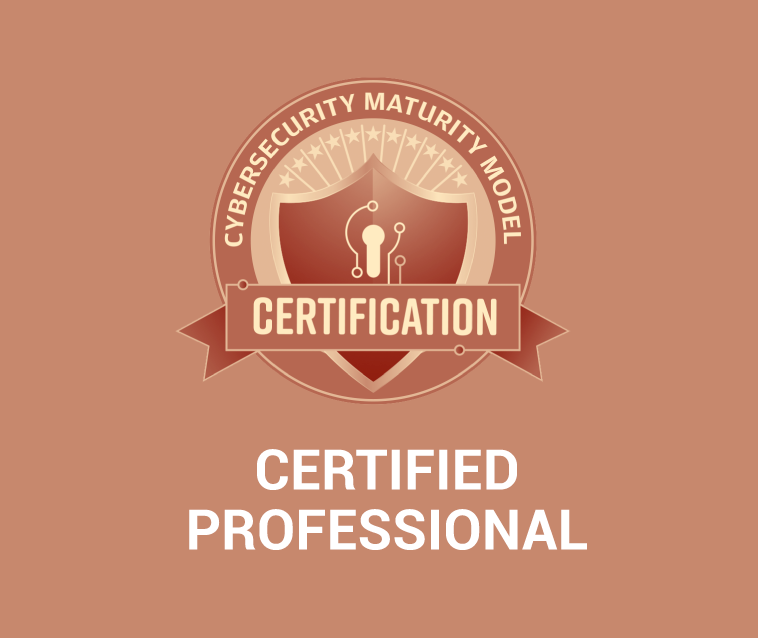 CMMC-AB Logo +  Certified Professional