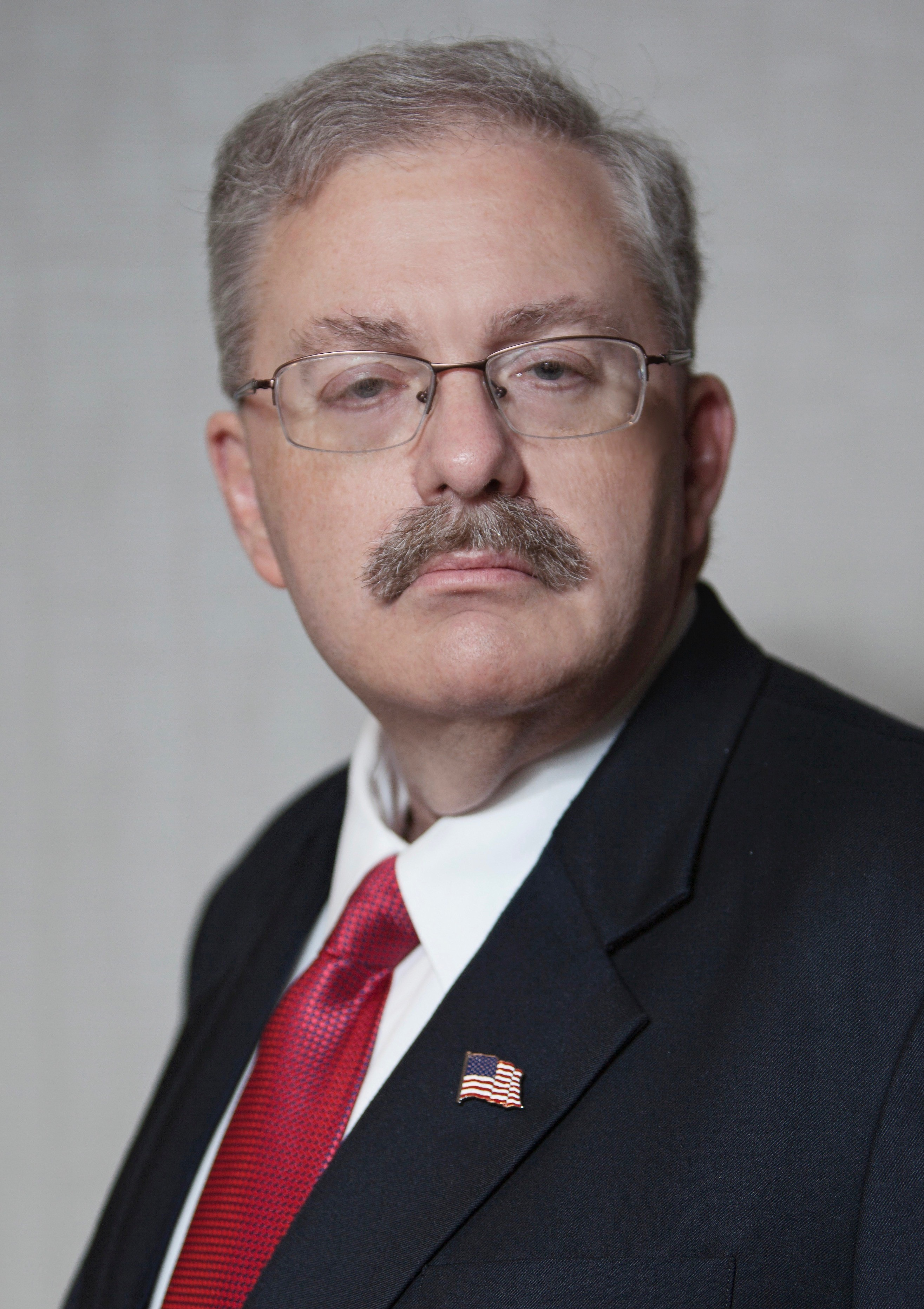 Photo of Dr. Tim Rudolph
