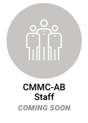 CMMC-AB Staff icon - coming soon