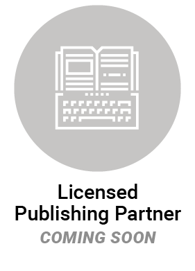 Licensed Partner Publisher icon - coming soon