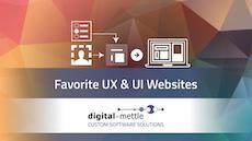 Favorite UX and UI Websites