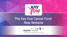 The Kay Yow Cancer Fund New Website