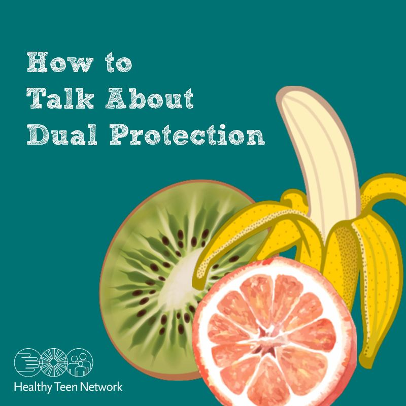 How to Talk About Dual Protection