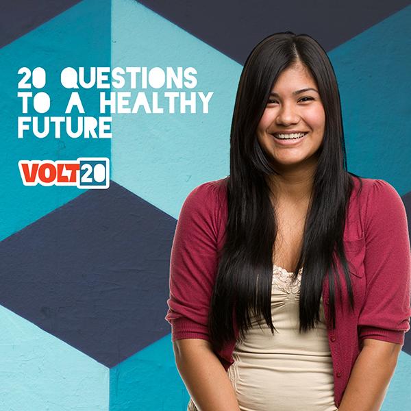 20 Questions to a Healthy Future: Volt20