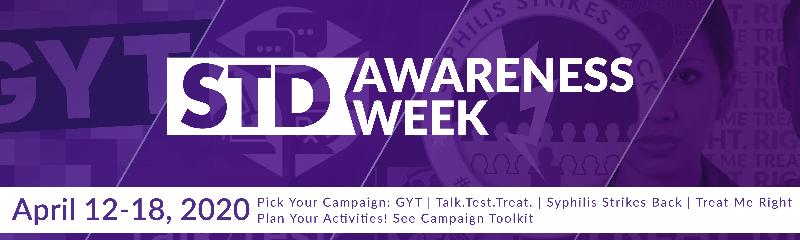 STD Awareness Week: April 12-18