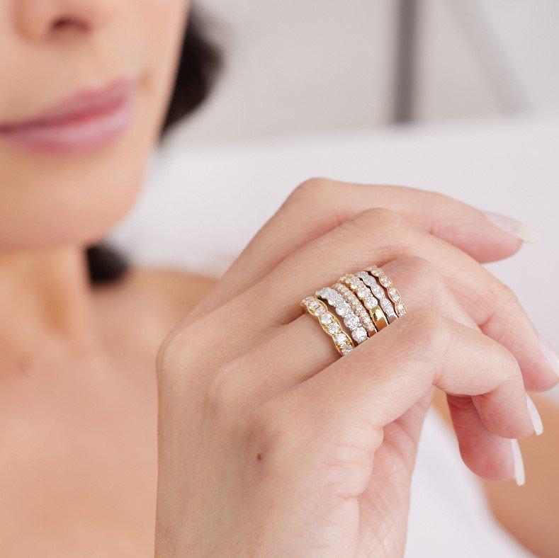 Shop Woman's Wedding Rings