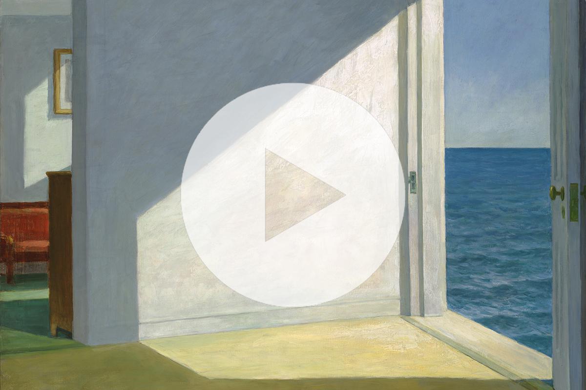 Edward Hopper, By the Sea