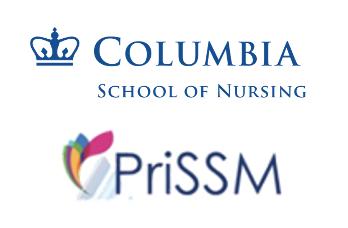 Columbia Nursing and PriSSM logos