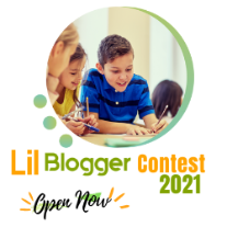 Lil Bloggers Contest for 8 to 19 years