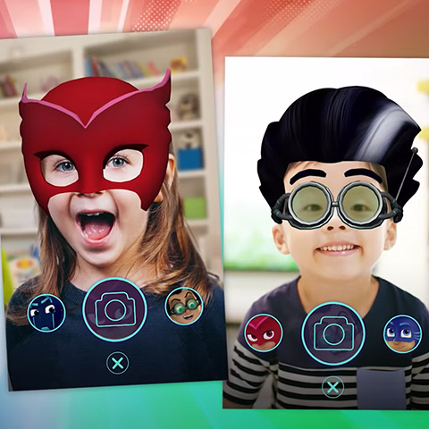 PJ Masks Time to be a Hero