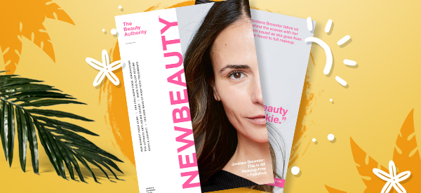 Complimentary NewBeauty Magazines on Your Visit