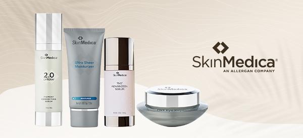 15% OFF SkinMedica® July 6 – 31, 2021