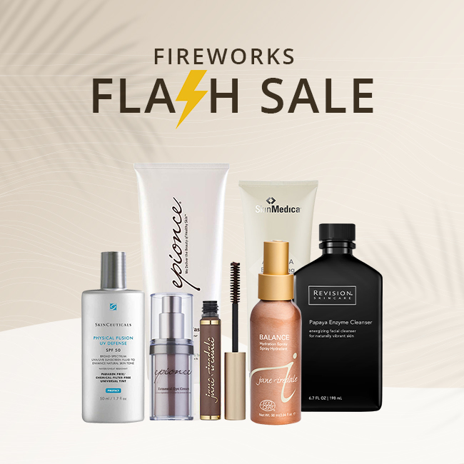 20% OFF All Skin Care July 2 – 5, 2021