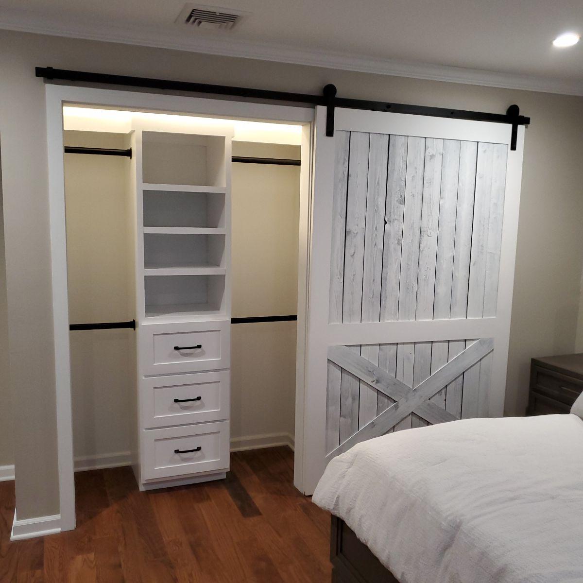 Custom Closet Organization System