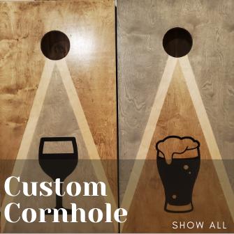 Custom Cornhole
