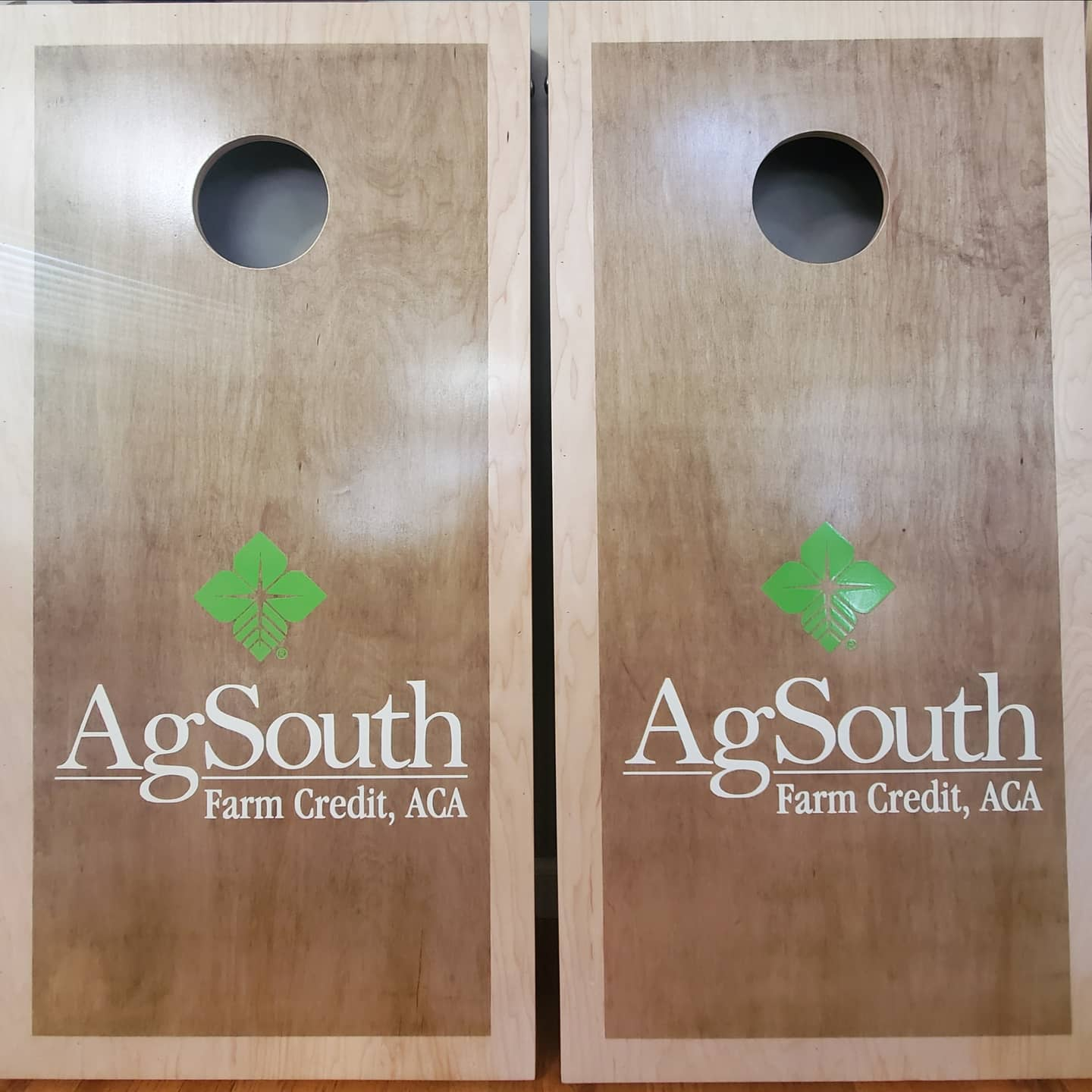 Branded Custom Cornhole Set