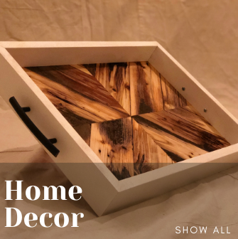 Dusty Dude Woodworks Home Decor
