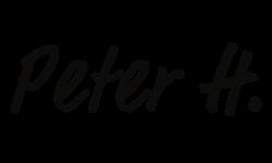Peter's signature
