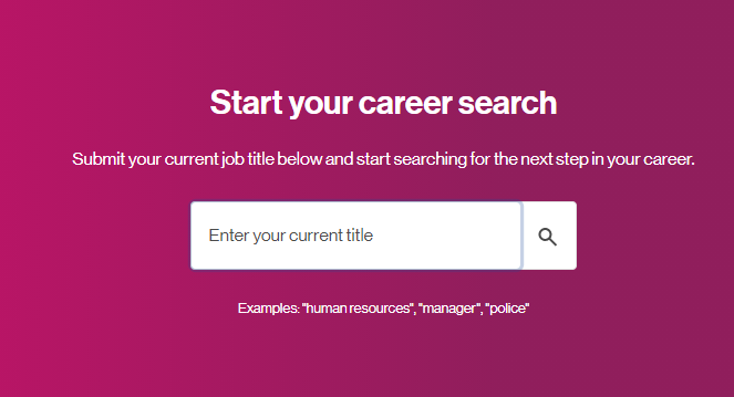 OpportuNext search engine